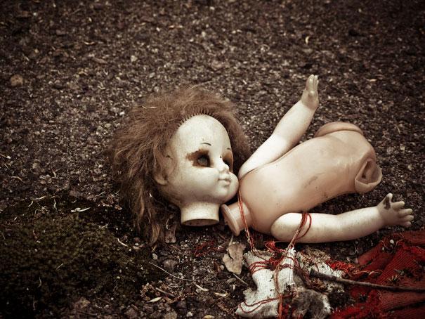 Αποτέλεσμα εικόνας για broken doll toy