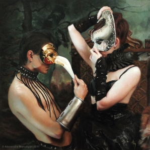 alexandra manukyan painter