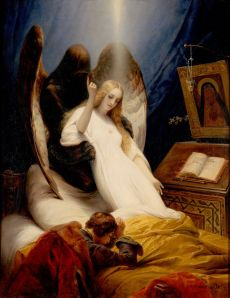 788px-Émile_Jean-Horace_Vernet_-_The_Angel_of_Death