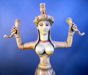 snake-goddess-crete-statue-bust-SS-SGC