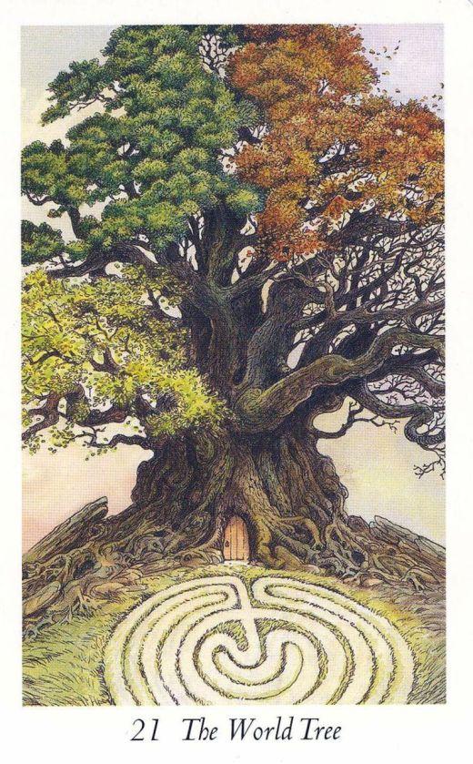 labyrinth-tree